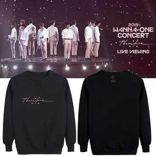 WANNA ONE INSPIRED CONCERT PULLOVER