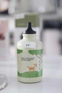 Shinzi Katoh Vacuum Water Bottle 日本真空保溫水樽