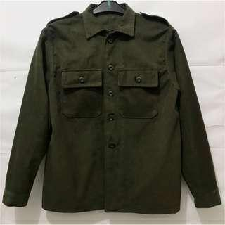 1980 Army Jacket not M65 Parka Bomber Alpha Industries