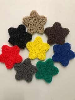 Sg Car Coil Mat / Honeycomb Mat.