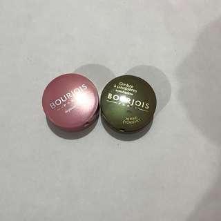 Bourjois Eyeshadow  $40/2pc