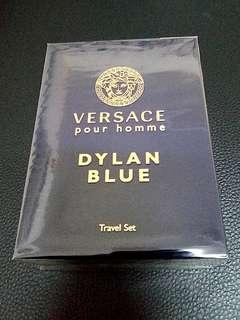 Versace Dylan Blue Perfume for Men (Gift/travel set)