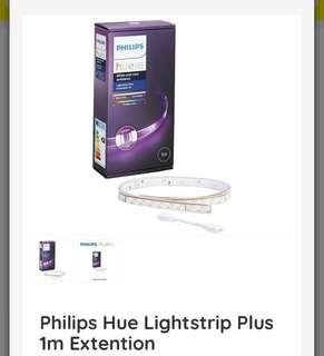 Philips hue lightstrip plus 1 metre extension