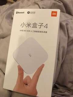 小米盒子4 4K HDR