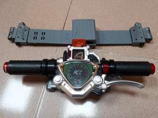 DX Kamen Rider Accel Driver