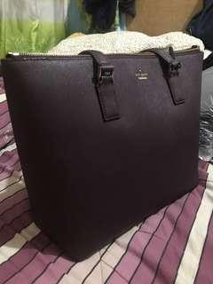 Kate spade authentic tote bag