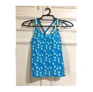 Swim Top (Small) Padded