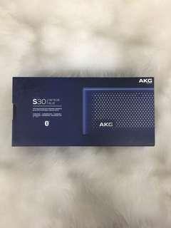 AKG S30 Portable Bluetooth Speaker ( Meteor Blue )