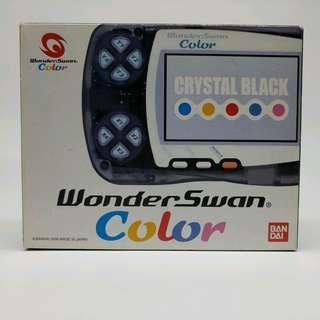 Wonder Swan Color 透黑