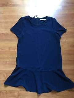 Mango tshirt dress