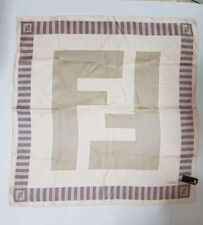 Authentic Fendi Scarf