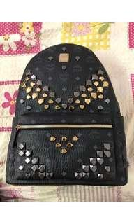 RETAIL PRICE: RM3950 MCM Backpack 100% AUTHENTIC/ORIGINAL