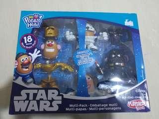 Mr Potato Head Star Wars 薯蛋頭星戰