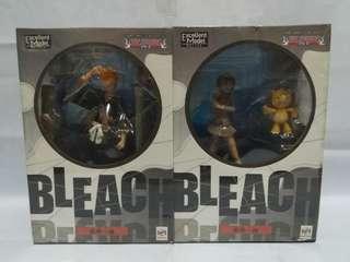 Bleach Ichigo and Rukia 1/8 Excellent Model Series