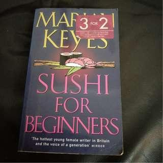 Pre - Loved Sushi for Beginners by Marian Keyes [Paperback]
