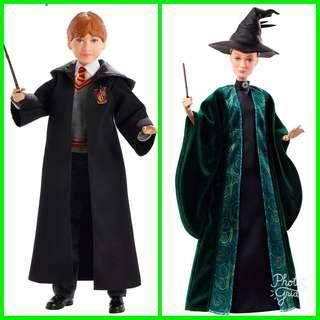 PO Harry Potter Doll