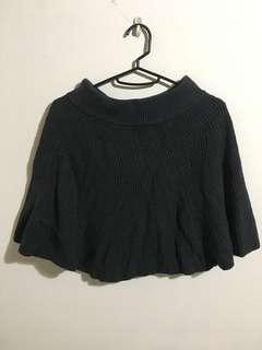 🚚 Gap 粗針 傘形 短裙