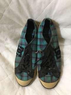 Authentic DC Rubber Shoes