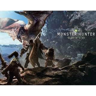 Monster Hunter World PC (Steam)