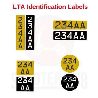 LTA Sticker