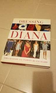 超新Dressing Princess Diana 205頁Hard Cover