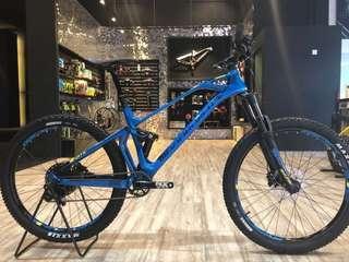 NEW 2018 Mondraker Carbon full suspension mountain bike