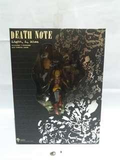 Rare Death Note Light, L, Misa Diorama