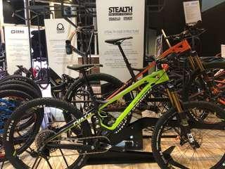 2017 Mondraker Carbon Foxy XR Full suspension mountain bike