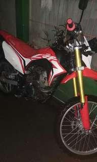 Over Kredit Honda CRF 150cc