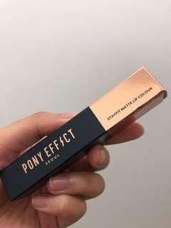 SALE❗️Pony Effect Stay Matte Lip Color So Good