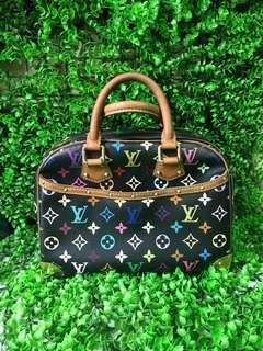 Louis Vuitton Multicolor Black