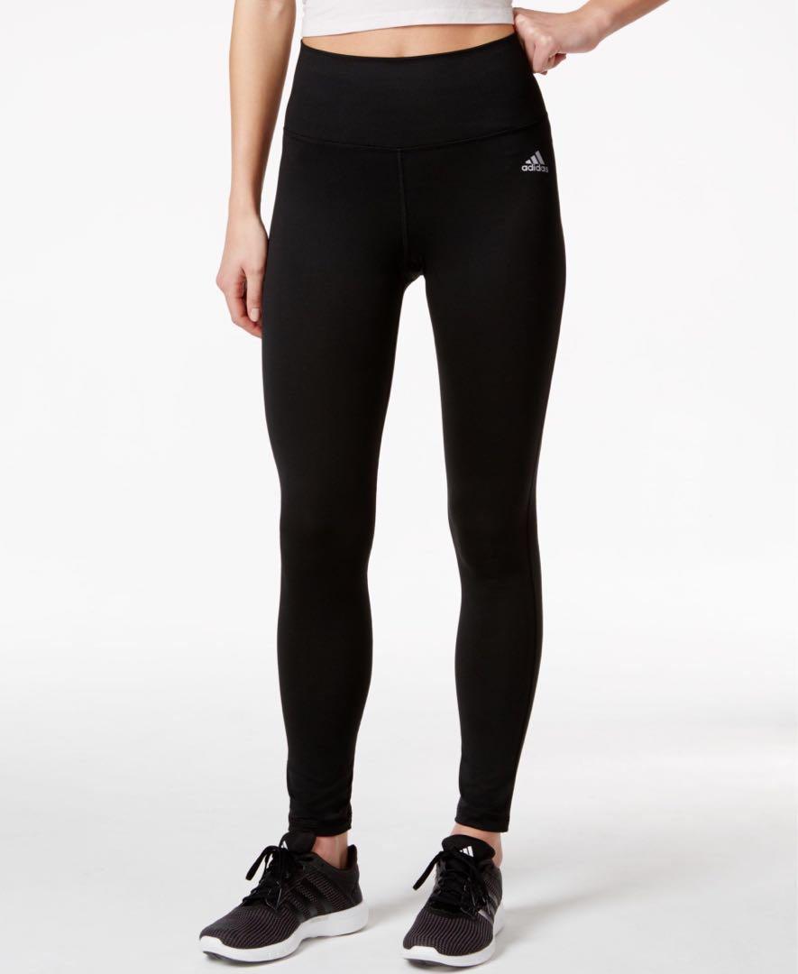 Adidas Climalite highwaisted leggings size xs