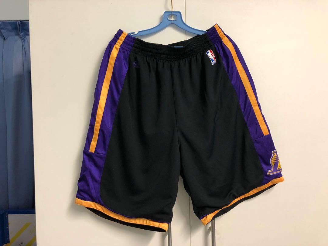 Adidas NBA LA Lakers shorts 89e845284