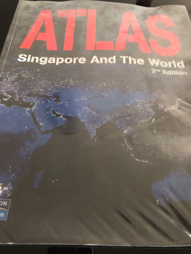 ATLAS geography