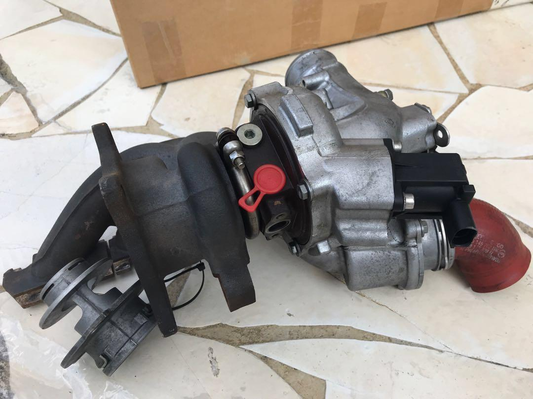 Audi VW K03 Turbo Kit, Car Accessories, Accessories on Carousell