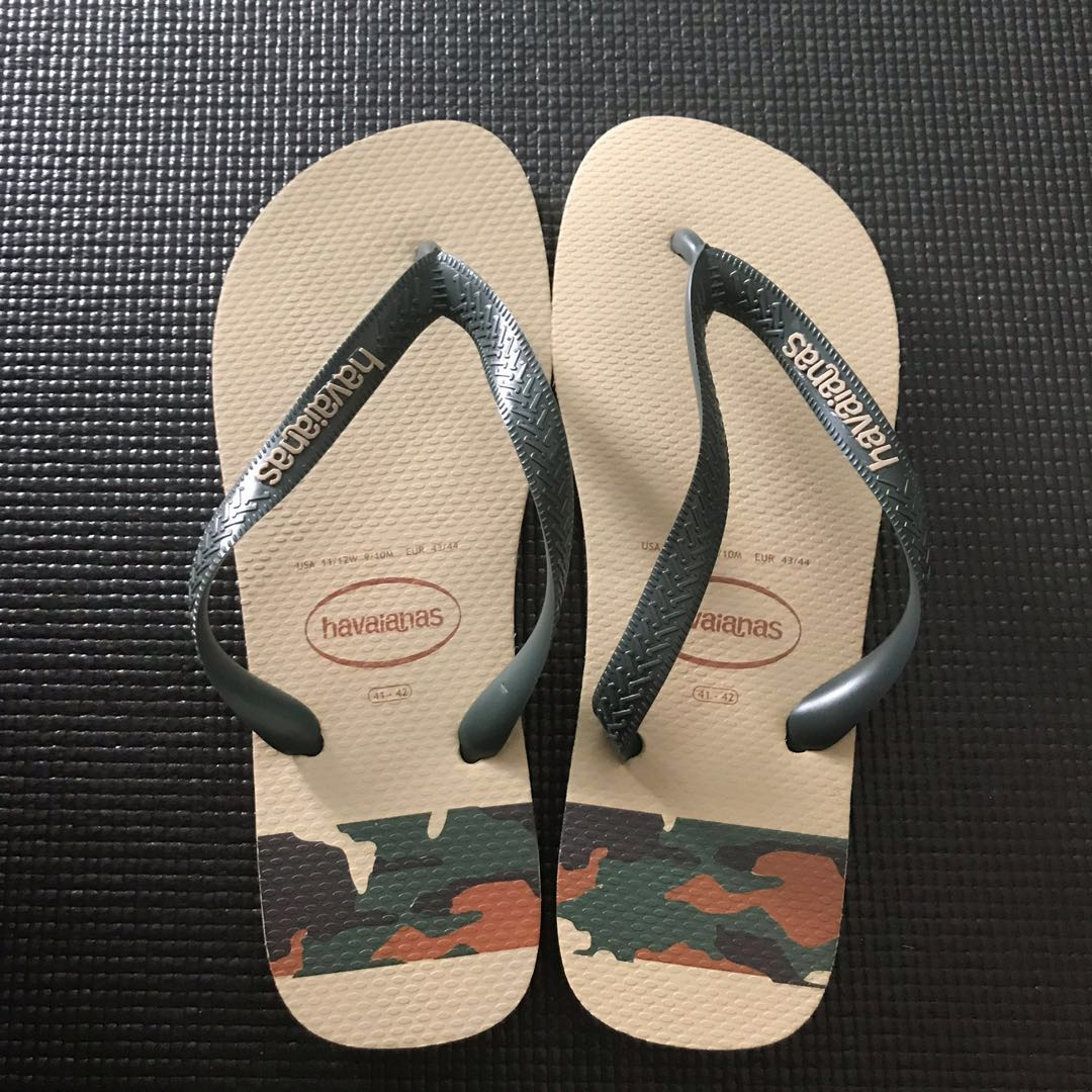 eb993e236 Authentic Brand New Havaianas Slippers(EUR 43 44