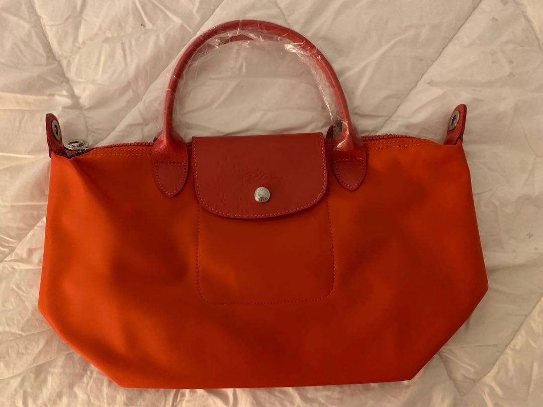 Authentic Longchamp Le Pliage Neo (Small) - 4 colors available