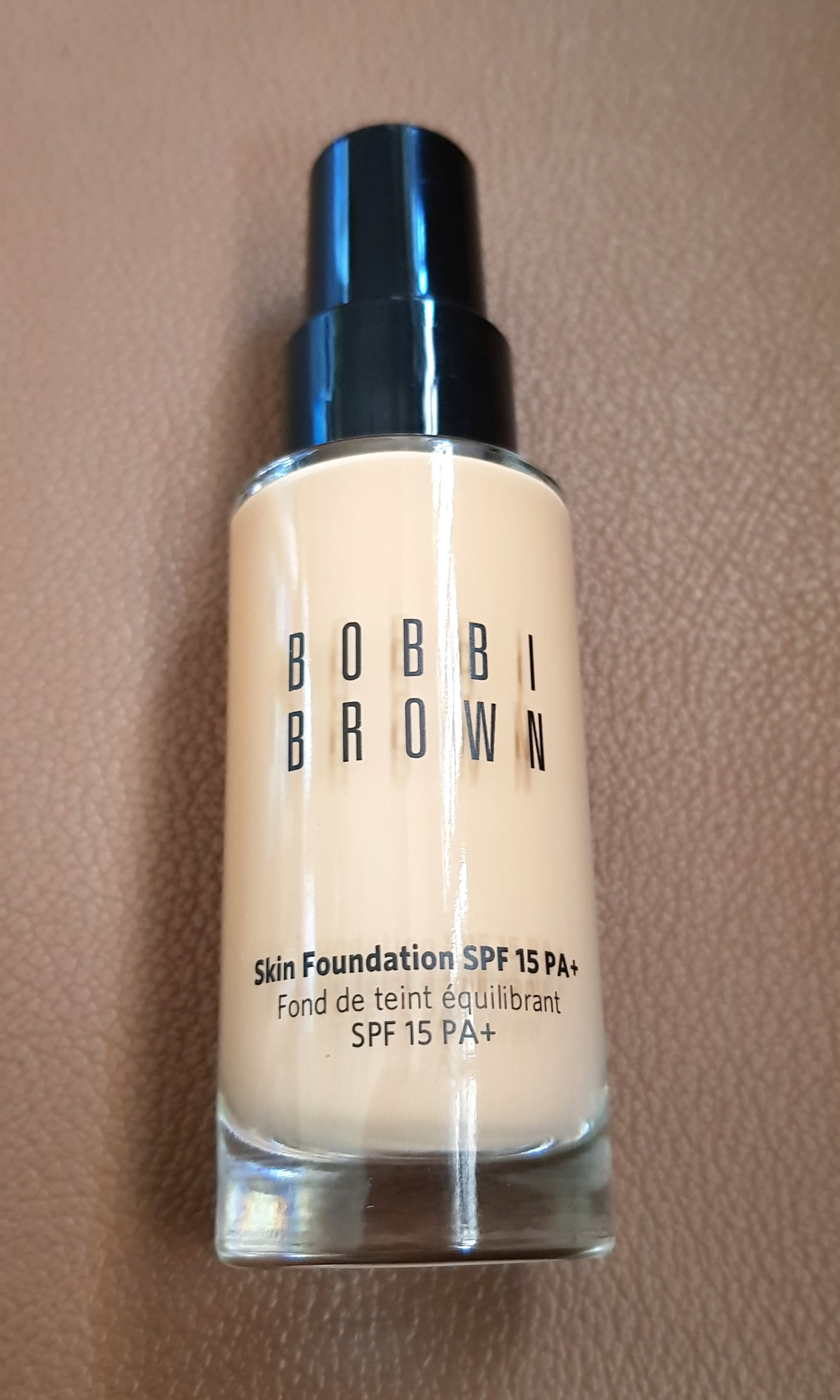Bobbi Brown Skin Foundation Spf15 Health Beauty Makeup On