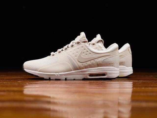 BRAND NEW* NIKE Women's Air Max Zero in Oatmeal BNIB + FREE