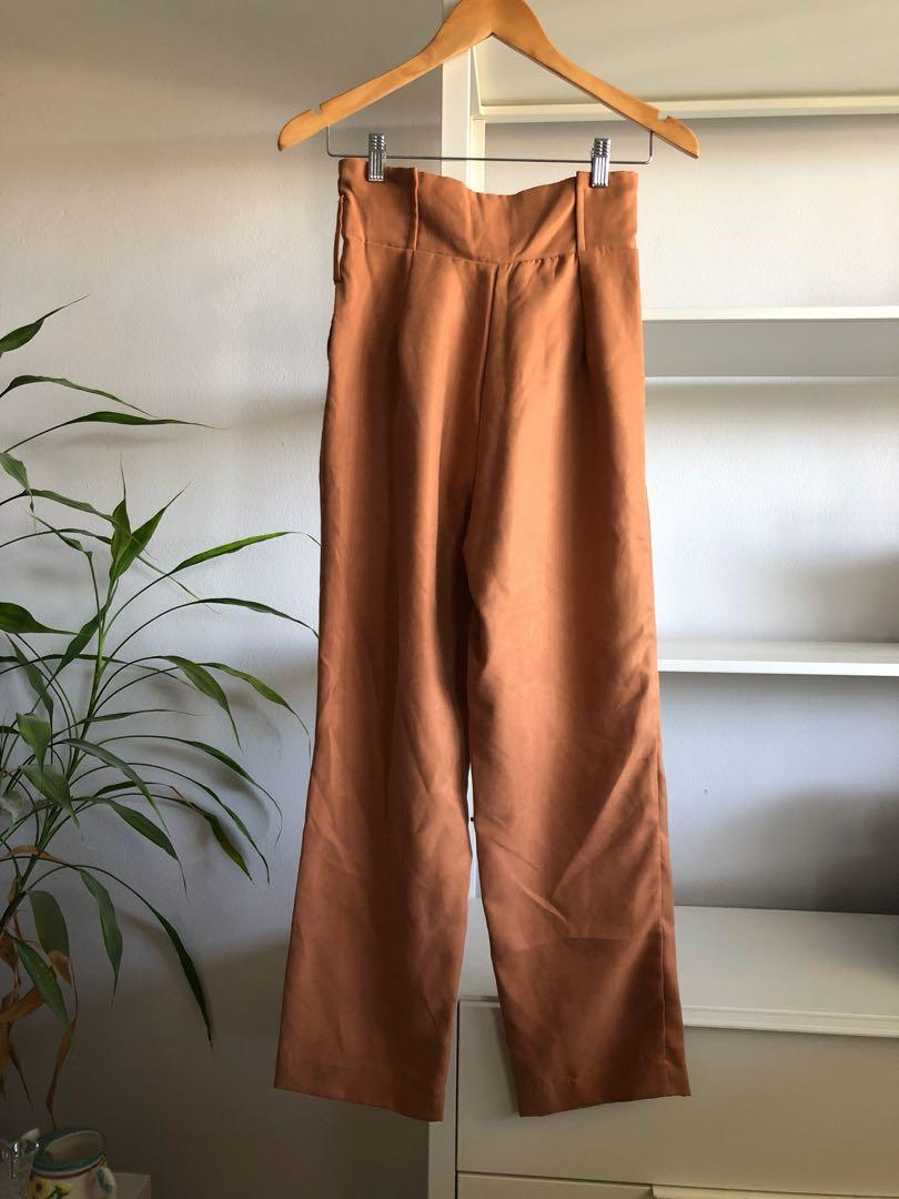 BRAND NEW Sheike Camel Pants