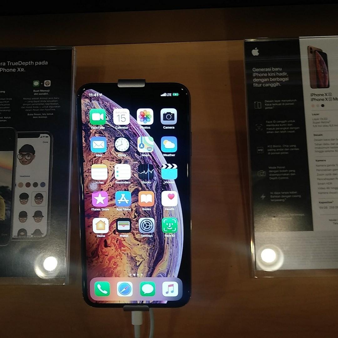 Cicilan Tanpa Kartu Kredit Hp Iphone Xs Max 64Gb b33b247c02
