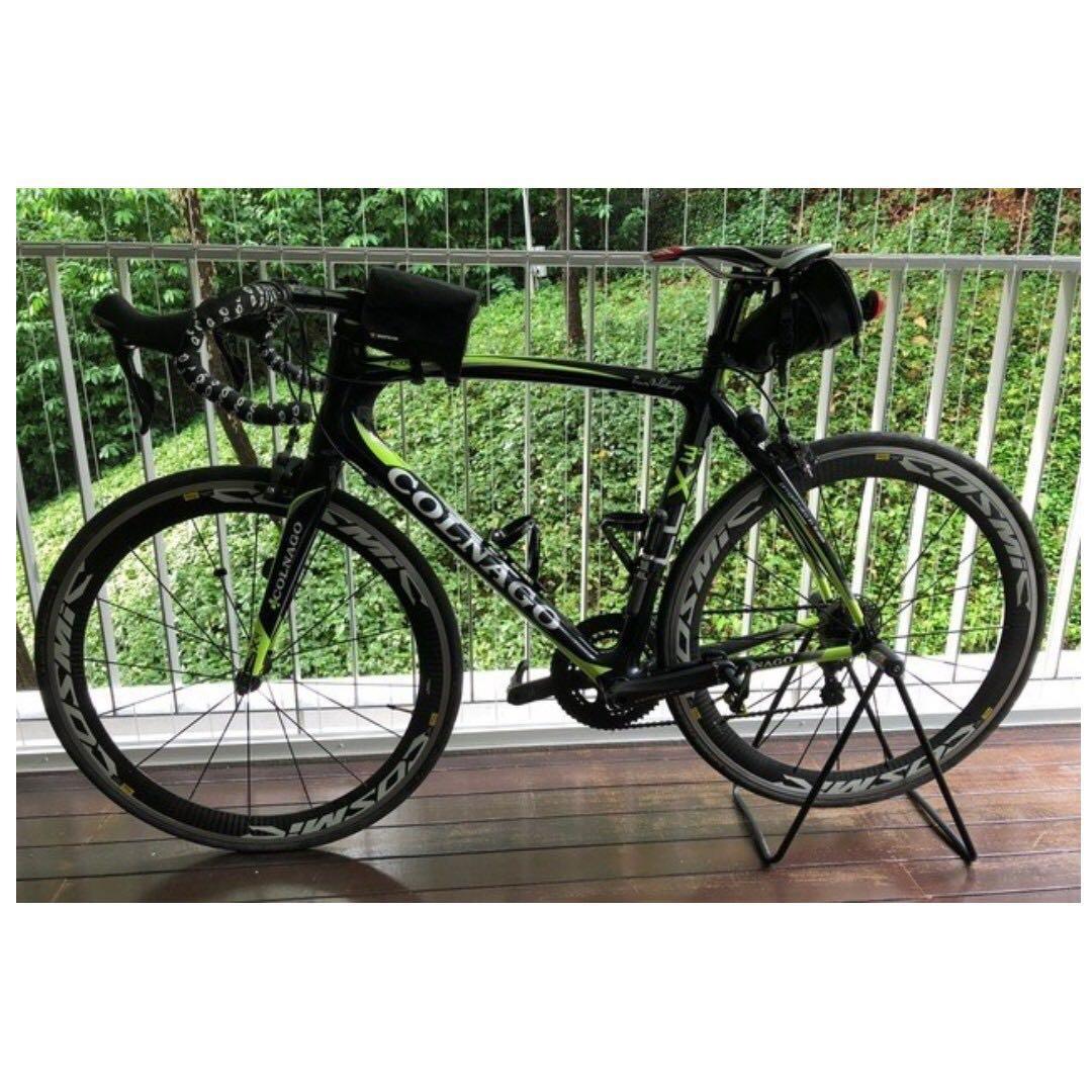 25fd2c44a4f Colnago CLX 3.0 Ultegra Road Bike (Fluorescent Yellow), Bicycles ...