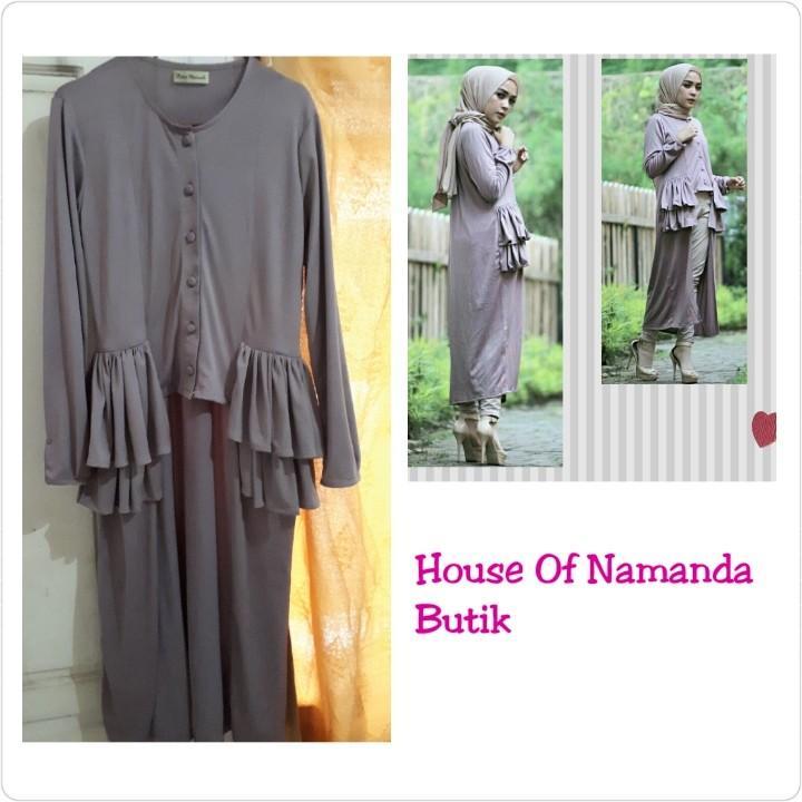 #mauthr Gamis/Dress/Tunik House of Namanda Butik