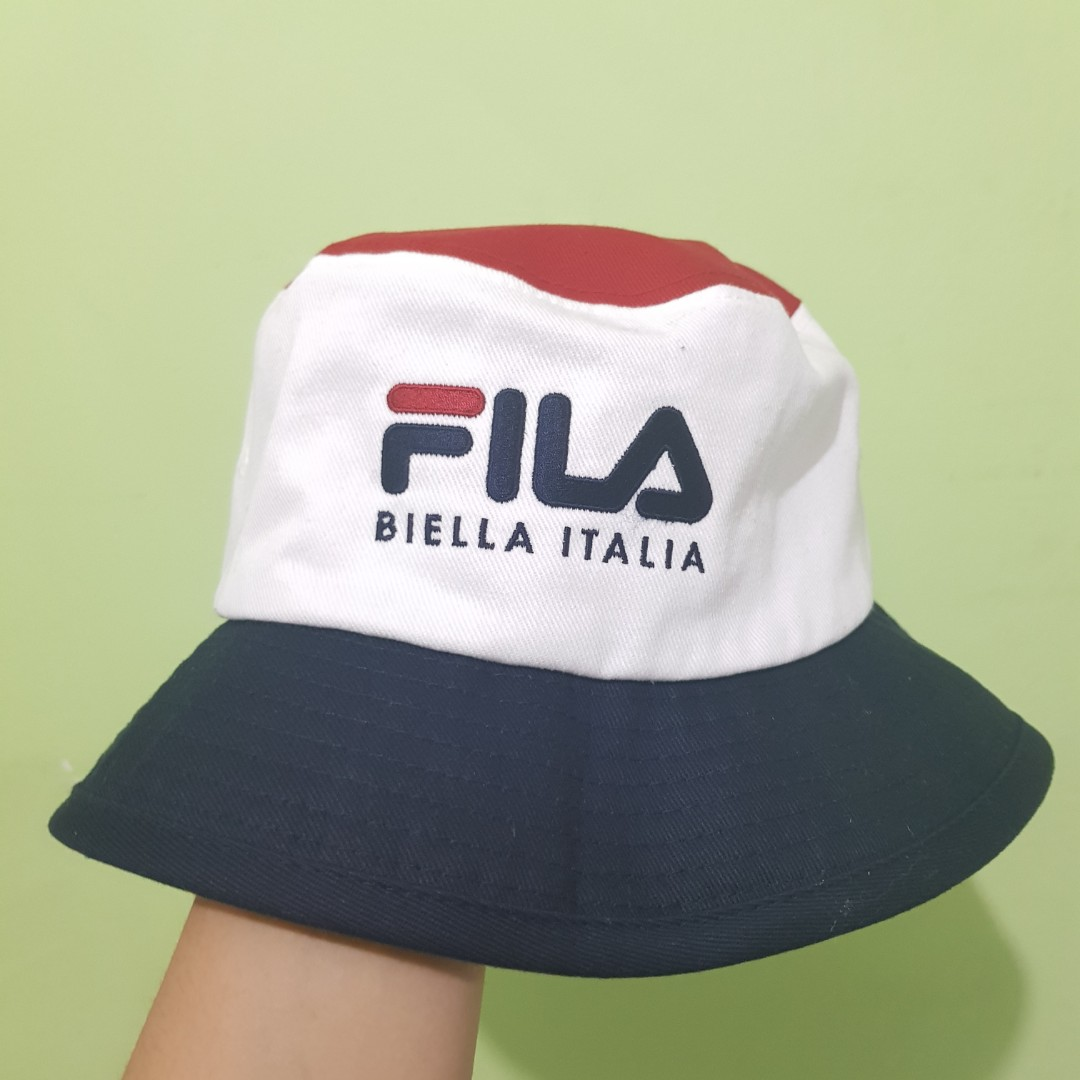 fila heritage bucket hat e8d6300baba0