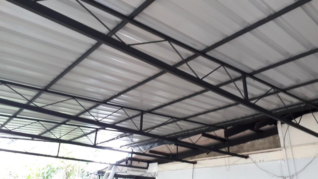 Install New Roof 新屋顶