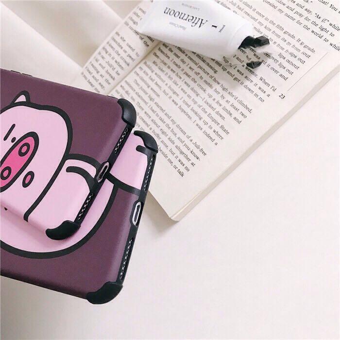 iPhone Casing cute pig design phone case, Mobile Phones