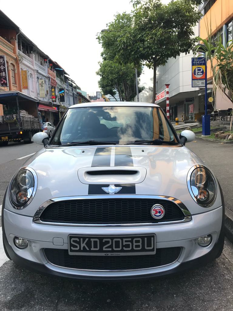 Mini Cooper 16 S Auto Cars Cars For Sale On Carousell