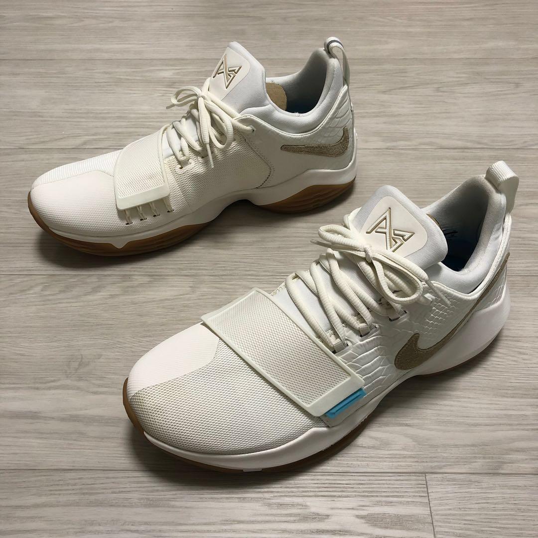 d9c35e8f312 Nike - PG1 - US12 UK11 - Ivory