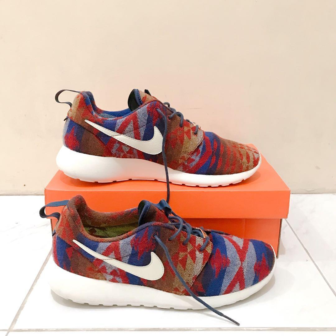 Nike Roshe Run Premium Pendleton ID on