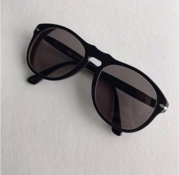 b123ac036686 Persol 649 Series black sunglasses, Men's Fashion, Accessories ...